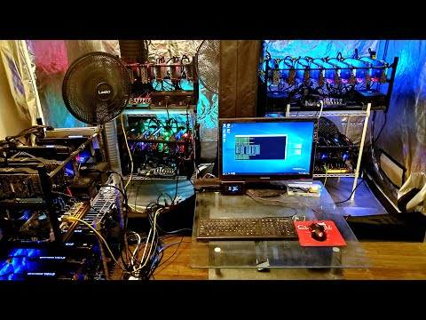 Crypto Mining Farm at Apartment | January 2020 Update