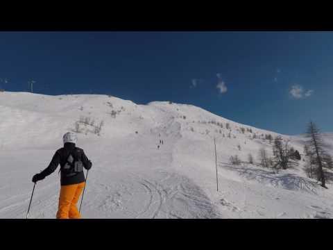 2017 Ski Season Serre Chevalier