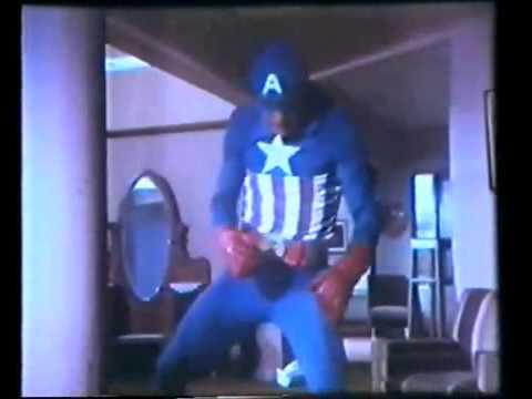Captain America y el Santo vs Spider Man