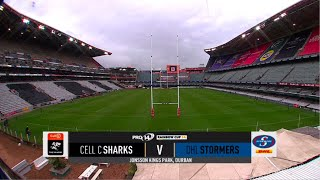 Rainbow Cup SA | Round 4 | Cell C Sharks v DHL Stormers | Highlights