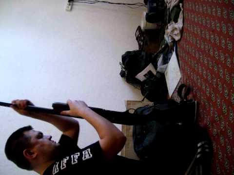 МЦ 21-12 разборка ружье оружие