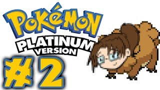 Let's Play: Pokémon Platinum DS! -- Episode 2