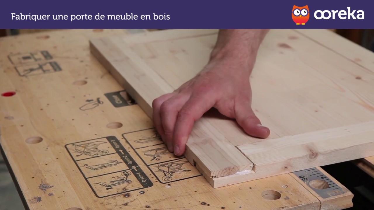 tuto fabriquer une porte de meuble en bois ooreka fr