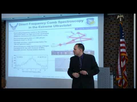 Dr. Riq Parra - Ultrashort Pulse (USP) Laser Matter Interactions