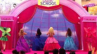 "Barbie Princess Charm School Live Singapore ""We Rule This School"""