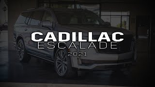 Cadillac Escalade 2021 - Boulevard Cadillac GMC Buick | Chris Cannata