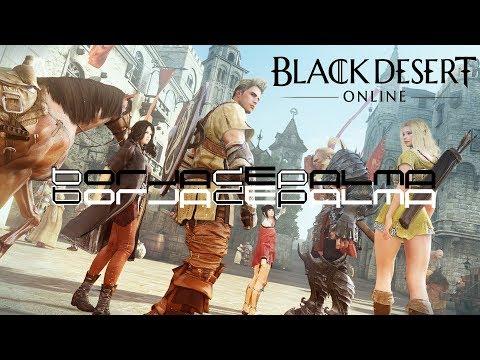 BlackDesert oyun's statue