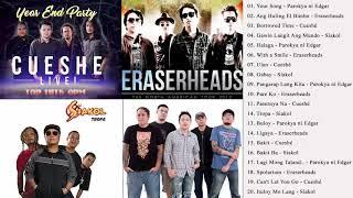 Parokya ni Edgar, Eraserheads, Cueshe, Siakol Nonstop Love Songs - Best OPM Love Songs Playlist 2018