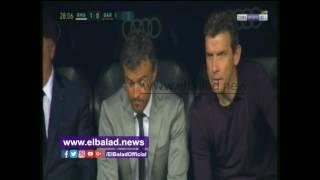 ملخص الشوط الأول من كلاسيكو الأرض بين ريال مدريد وبرشلونة ..فيديو