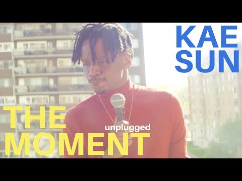 Kae Sun - The Moment (unplugged in Montreal)