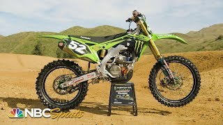 Science of Supercross: Preparing for obstacles | Motorsports on NBC