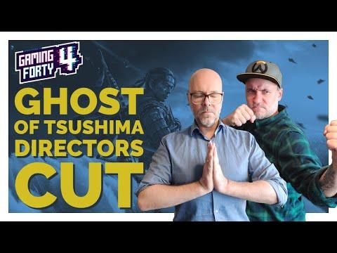 TÄVLING! GHOST OF TSUSHIMA: DIRECTORS CUT! Den bästa samurai-simulatorn hitintills!