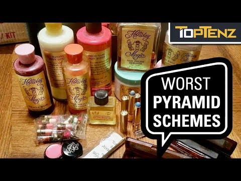 10 Pyramid Schemes That Went Horribly Wrong