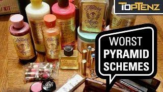 10 Pyramid Schemes That Went Horribly Wrong thumbnail