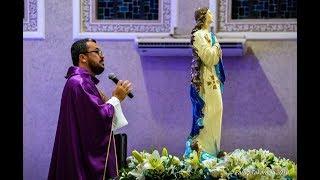 #MeuTestemunho de Nossa Senhora