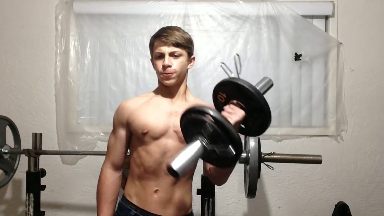 13 Year Old Lifts