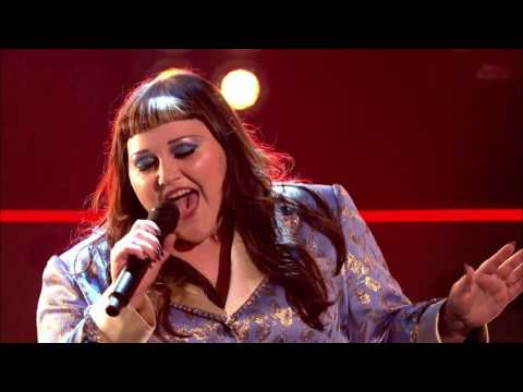 Beth Ditto - Fire [Live on Graham Norton HD]