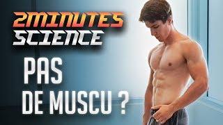 Combien de Temps SANS MUSCU avant de Perdre du Muscle ? La Science en 2 Minutes (ou presque)