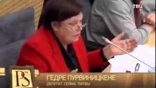 Европарламент заставляет Литву обучать детей маструбации с 4-5 лет