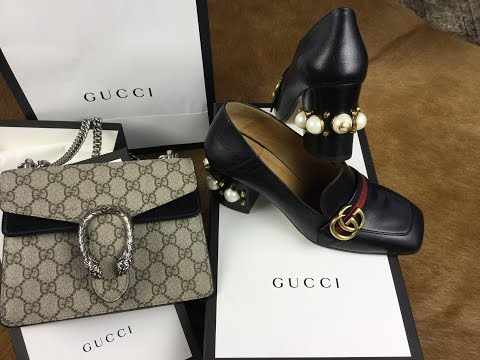 GUCCI UNBOXING / HRH COLLECTION JEWELRY