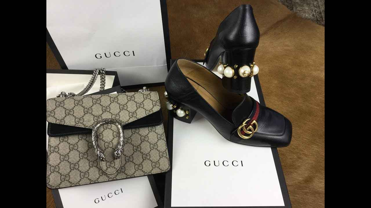 4e63b33412c GUCCI UNBOXING   HRH COLLECTION JEWELRY - YouTube