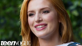 Prom Do or Don'ts with Bella Thorne—Teen Vogue's The Cover