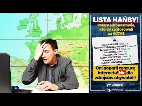 ACTA 2 przegłosowane - I co dalej? - Iron Vlog - wydanie specjalne