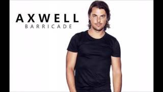 axwell barricade radio edit