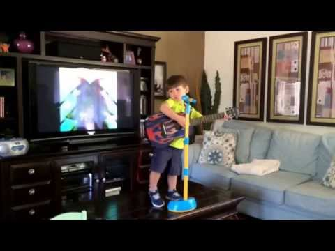 Carter's version of Fly by Phillip Phillips