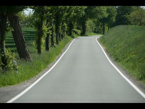 Detmold Senic Route, The evening drive home
