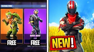 How To Get NEW FREE SKINS in FORTNITE! - NEW LEGENDARY & EPIC Skins Coming to Fortnite Battle Royale