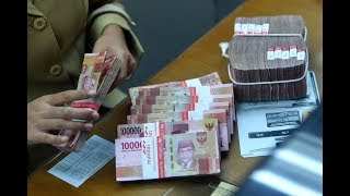 Indonesia Rupiah Exchange Rate Revised by House Budget Committee