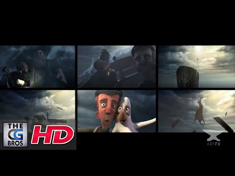 """CGI 3D Making of HD: """"The Making Of Catch A Lot""""  by - Team Catch A Lot"""