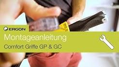Montageanleitung - Ergon Comfort Griffe - GP und GC