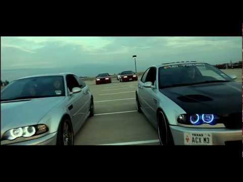 BMW M Ultimate Driving Machines Cruise (e46, e39, e60, m3, m5) + drifting and exhaust battle