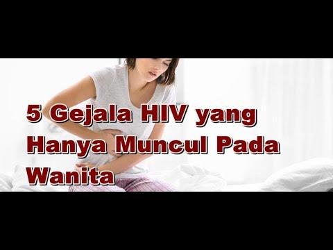 5 Gejala HIV Yang Hanya Muncul Pada Wanita