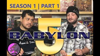 "Virgin Viewing - Babylon 5:  Season 1 | Part 1 ""A Soft Reboot"""