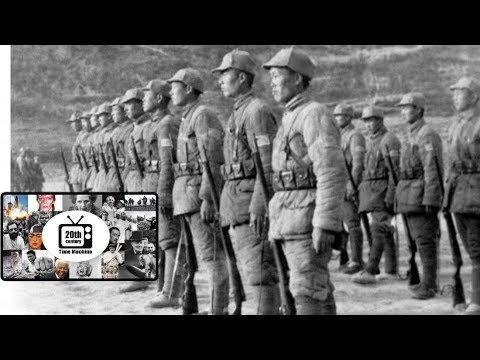 China After WWII: Communists and Nationalists Clash!