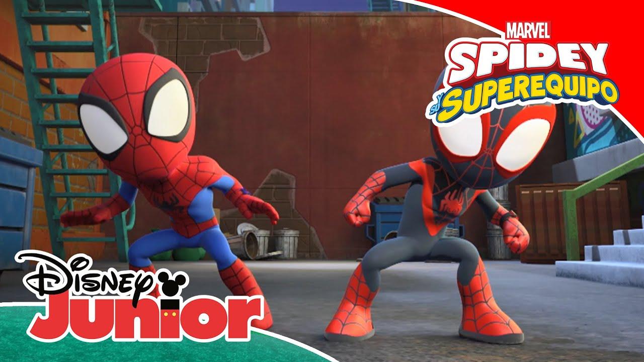 Download Spidey y su Superequipo: ¡Vaya, un Rhino! | Disney Junior Oficial