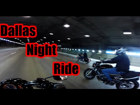 Dallas Night Ride