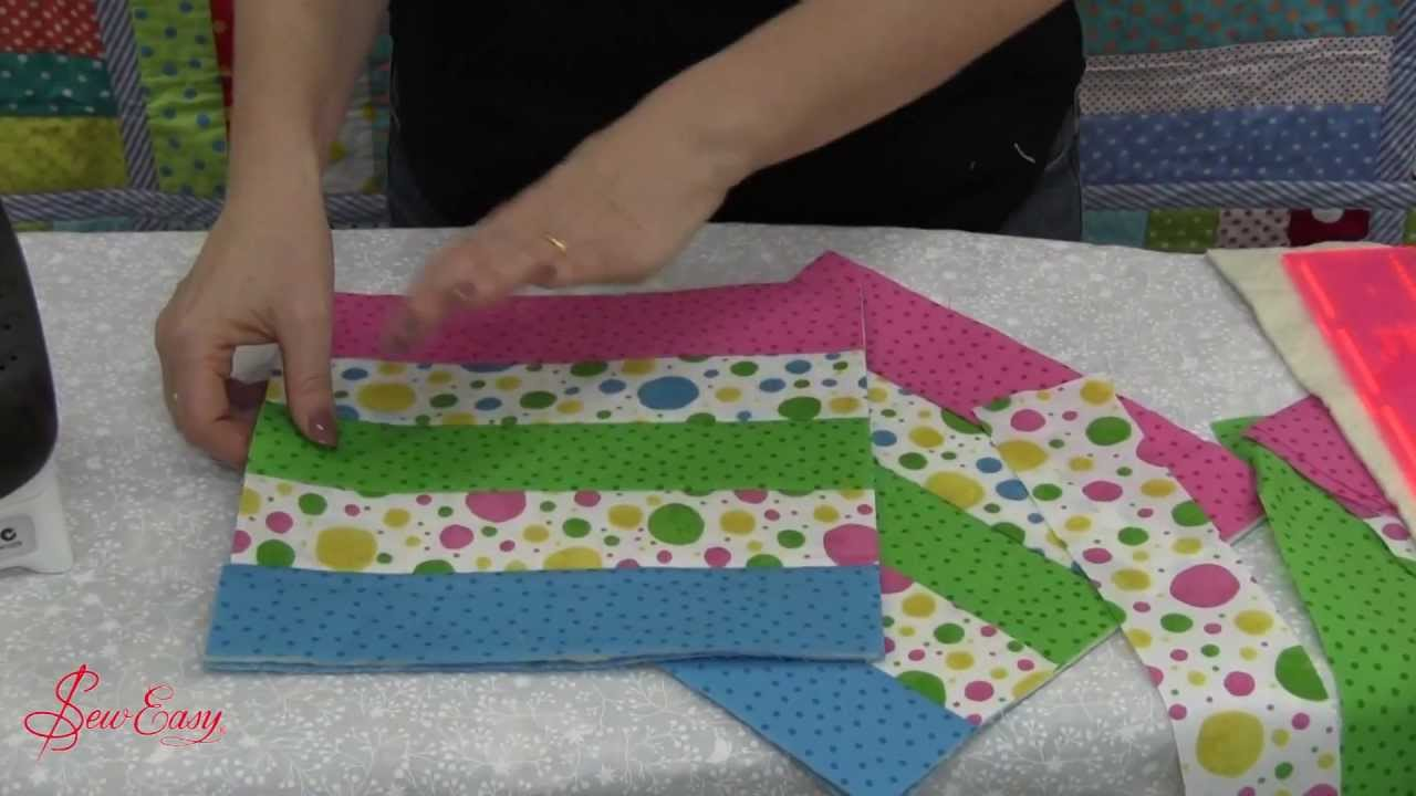 Sew Easy Double Sided Fusible Cotton Batting - YouTube : fusible quilting - Adamdwight.com