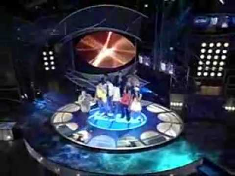 New Zealand Idol 2004 Yesterday Was Just The Beginning of My Life  Classic