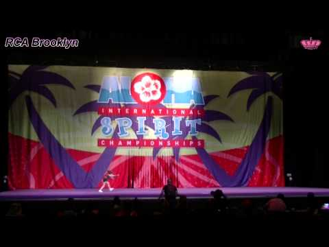 Royal Cheer Academy - 2014 Aloha Spirit Denver - Brooklyn