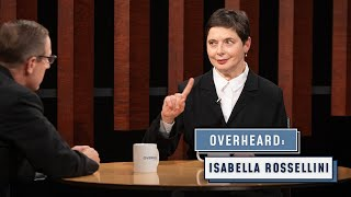 In this clip from overheard, actress and model isabella rossellini talks about what it was like to grow up as the daughter of two superstars, ingrid ...