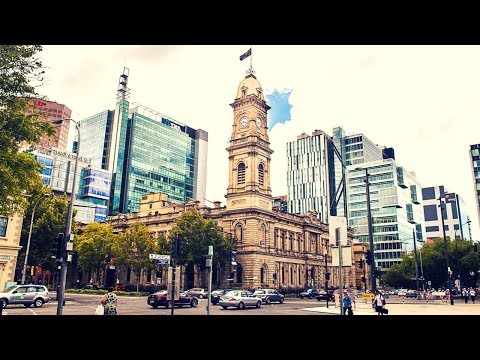 ARRIVING IN ADELAIDE | AUSTRALIA