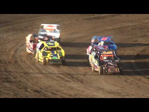 Indee Car Heats Independence Motor Speedway 7/29/17