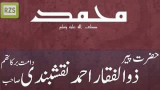Naat (Haqiqet Me Wo Lutf-e-Zindegi) Peer Zulfiqar Ahmad Naqshbandi (D.B)