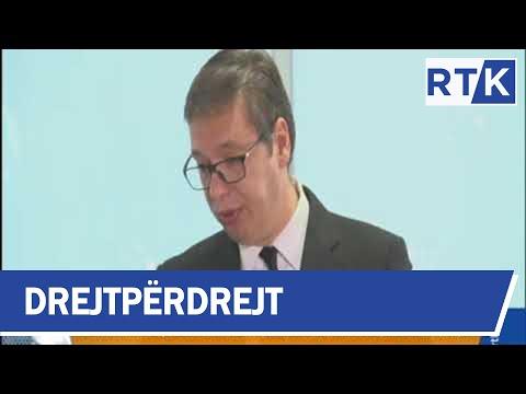 DREJTPËRDREJT NGA ALPBACH - HASHIM THAÇI 26.08.2018