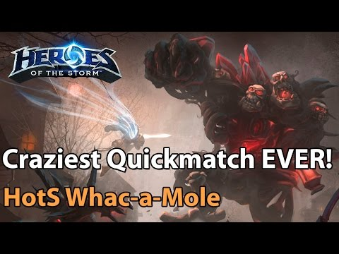 EPIC: Craziest Haunted Mines game EVER! - Heroes of the Storm
