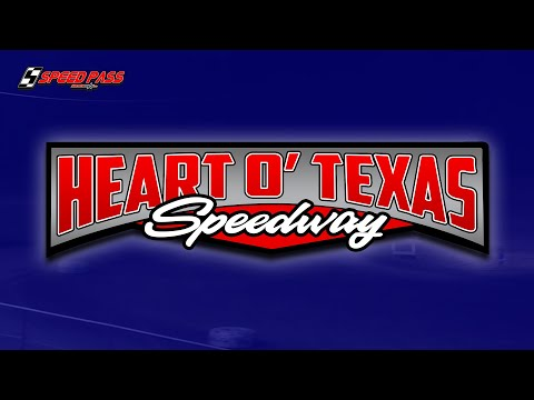 Heart O Texas ASCS Sprint Car Feature 6 26 2015
